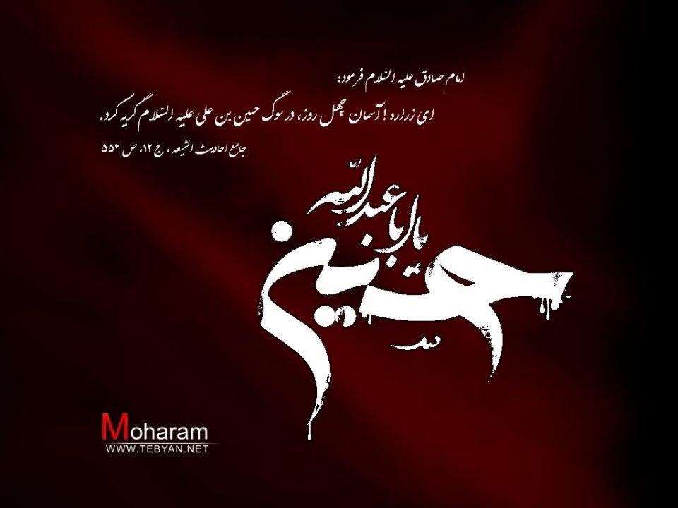 نمازم در حریم تو نماز یک مسافر نیست/ که هستم کربلایی و در آن وادی وطن دارم