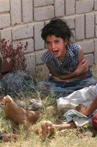 به یاد مظلومیت دختران فلسطینی